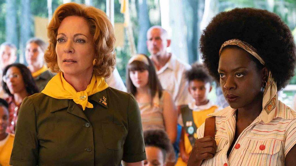 TROOP ZERO, starring Viola Davis and Allison Janney