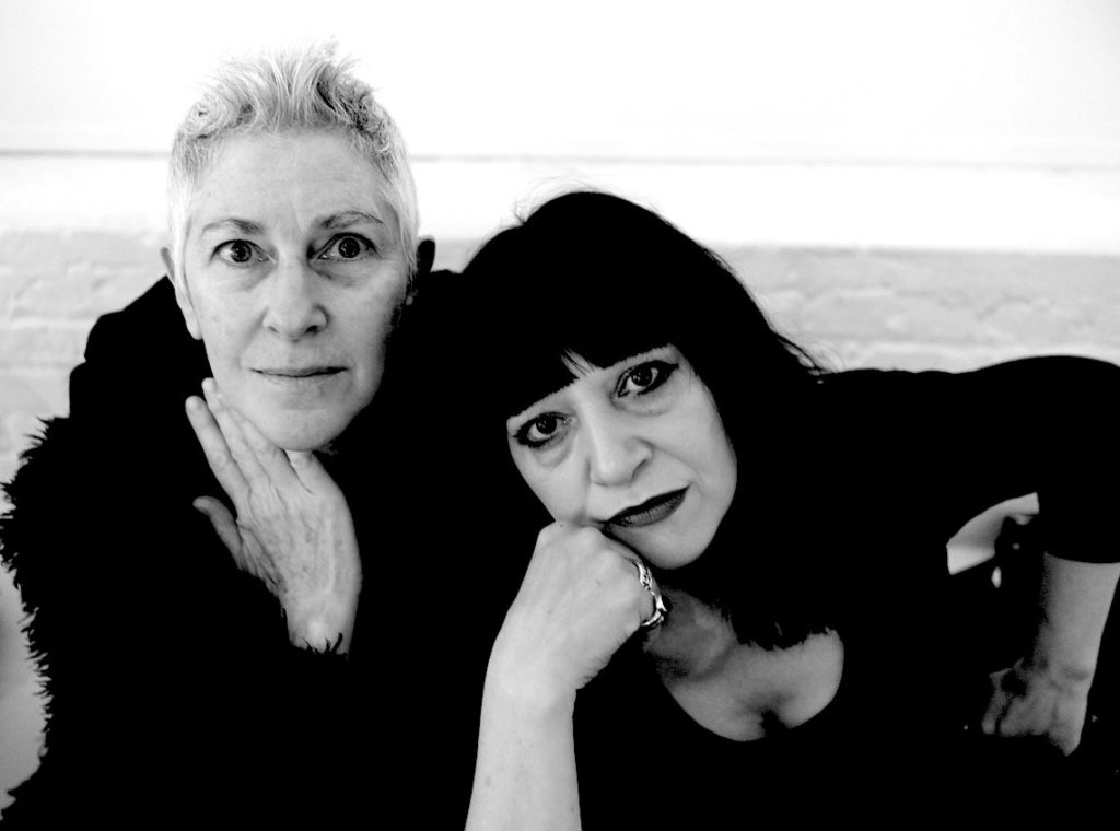 Lydia Lunch and Beth B. LYDIA LUNCH - The War Is Never Over by Beth B