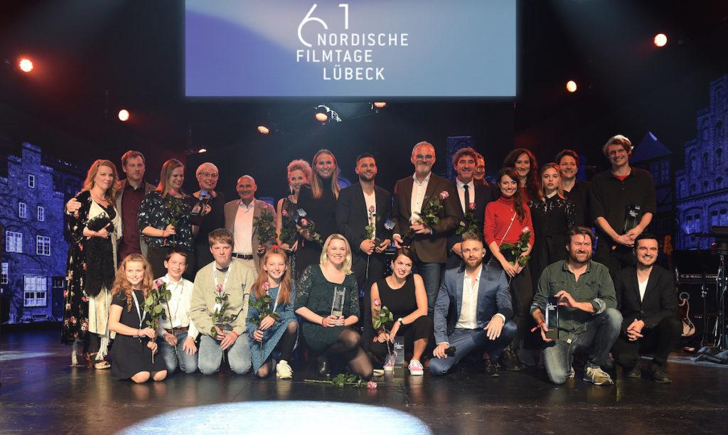 Winners of 61st Lübeck Nordic Film Days (Nordische Filmtage Lübeck)