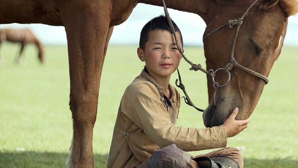 The Steed directed by Erdenebileg Ganbold