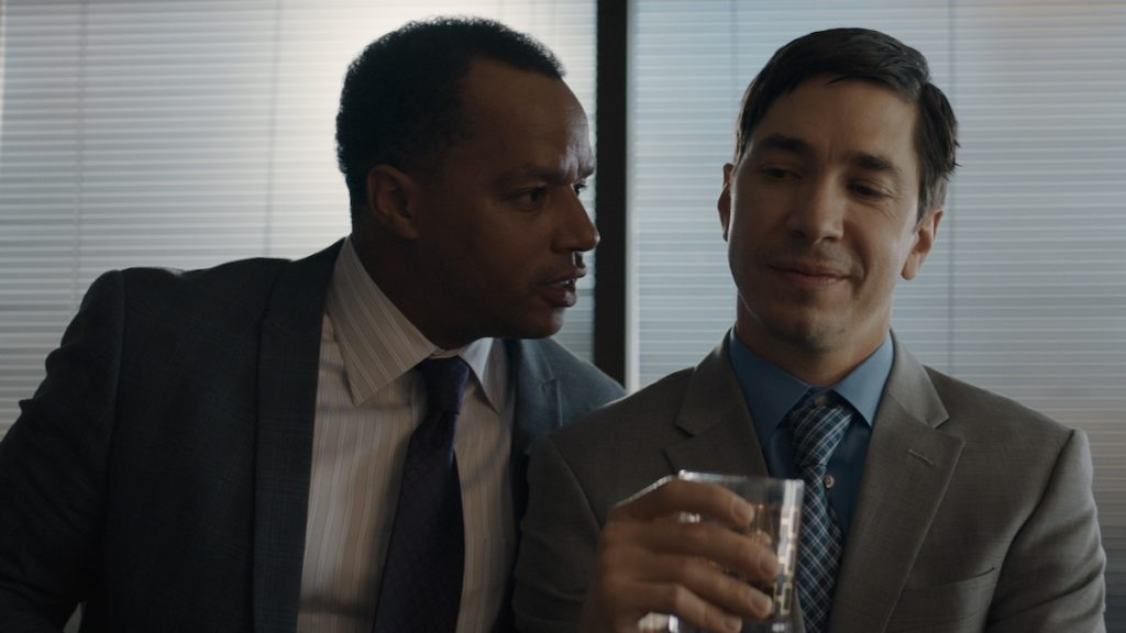 THE WAVE starring Justin Long and Donald Faison
