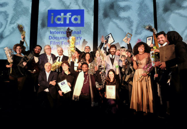 Award Winners of 2019 International Film Festival Amsterdam (IDFA)
