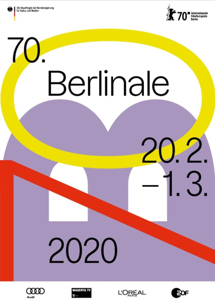 Official Posters of 70th Berlin International Film Festival
