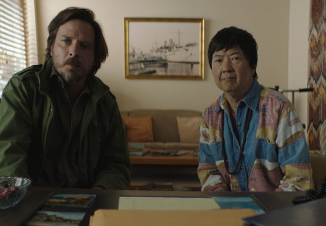 ELSEWHERE starring Ken Jeong, Parker Posey, Beau Bridges