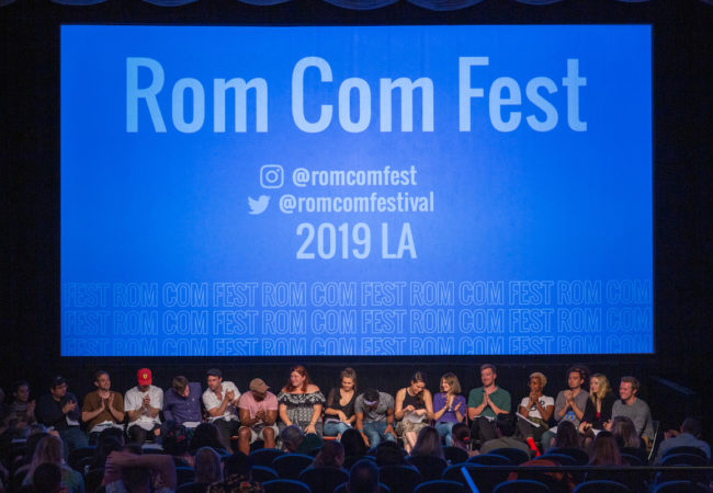 Rom Com Fest Announces 2020 Dates + Call For Submissions