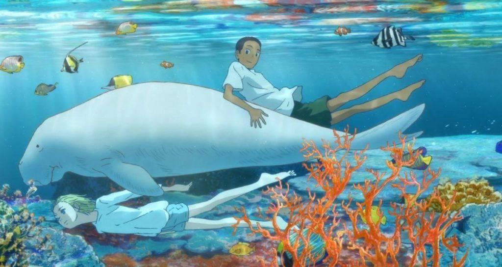 CHILDREN OF THE SEA: Ayumu Watanabe, Studio 4°C, GKIDS