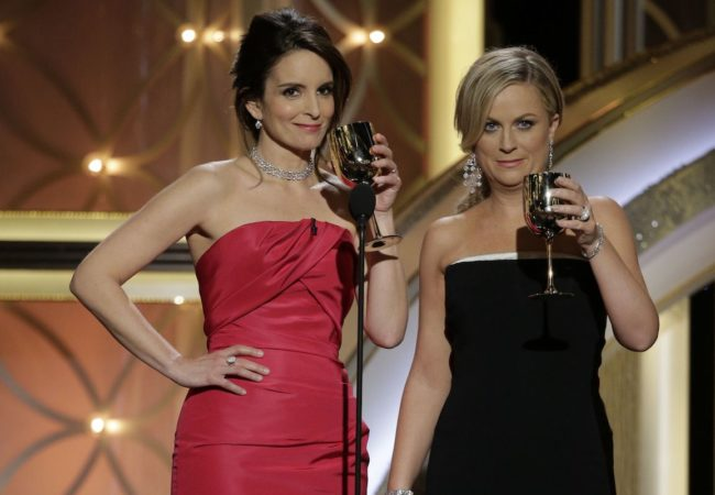 Tina Fey and Amy Poehler to Co-Host 2021 Golden Globes