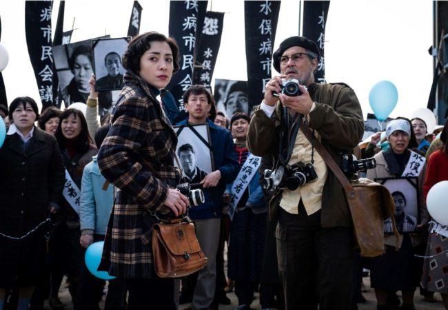 Minami, Johnny Depp in Minamata by Andrew Levitas