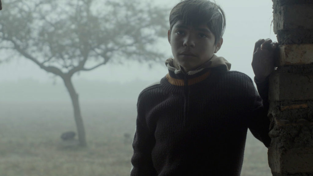 Juan Jesús Varela appears Sin Señas Particulares by Fernanda Valadez, an official selection of the World Cinema Dramatic Competition at the 2020 Sundance Film Festival.