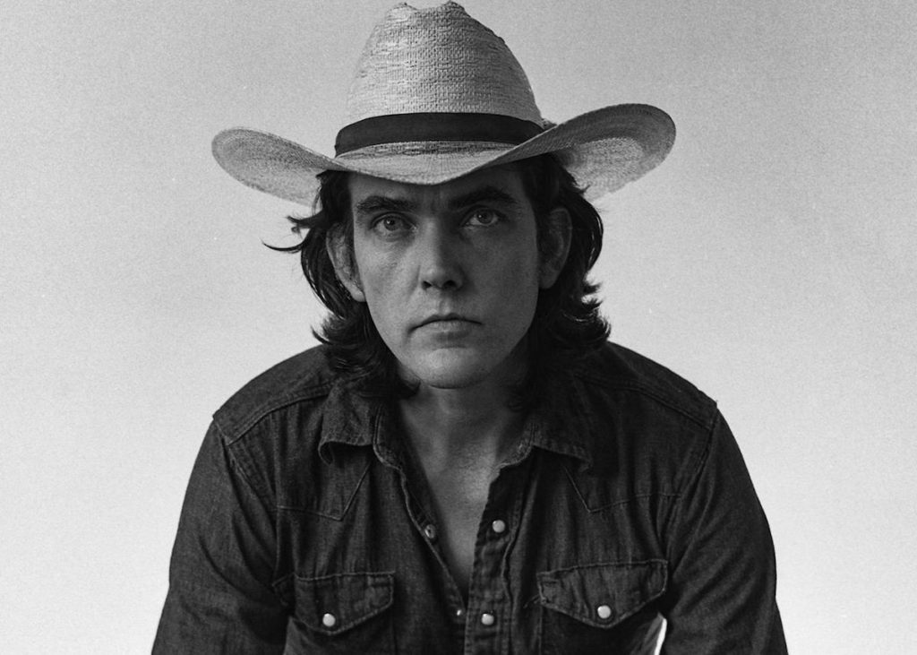 Songwriter Guy Clark in 1972 | Credit: Marshall Fallwell | Without Getting Killed or Caught. Director: Tamara Saviano, Paul Whitfield