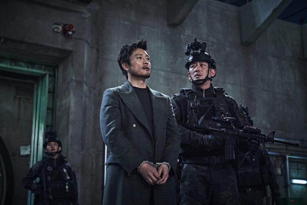 South Korean film Ashfall directed by Lee Hae Jun and Kim Byung Seo