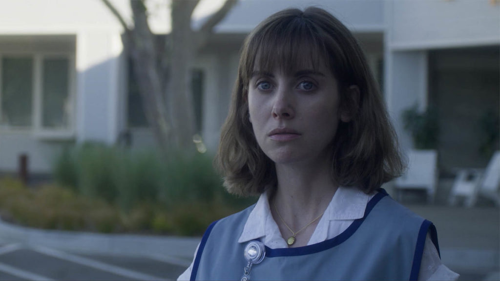 Alison Brie appears in Horse Girl by Jeff Baena