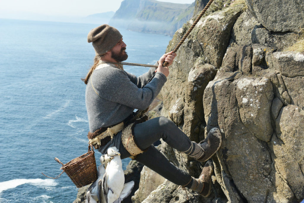 The Birdcatcher's Son (Fågelfångarens son) directed by Richard Hobert
