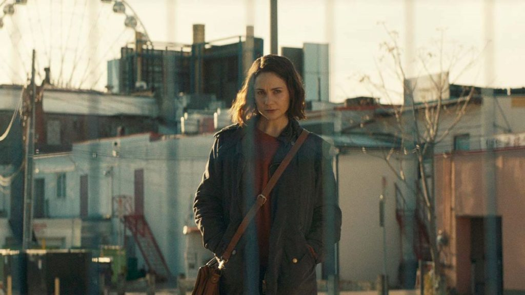 DISAPPEARANCE AT CLIFTON HILL Starring Tuppence Middleton