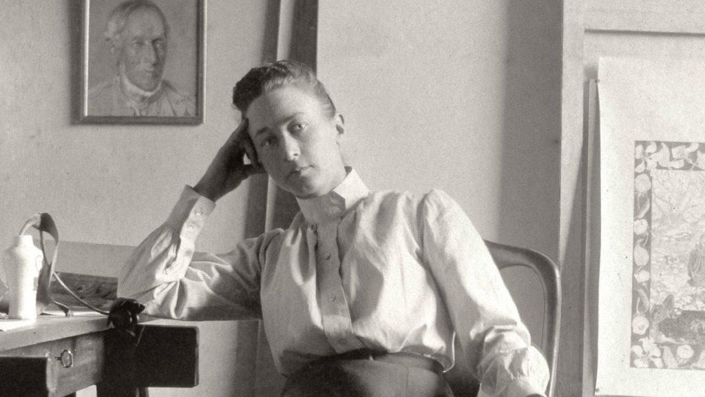 BEYOND THE VISIBLE - Hilma af Klint. Directed by Halina Dyrschka