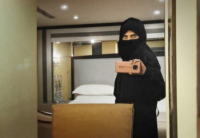 Saudi Runaway by Susanne Regina Meures