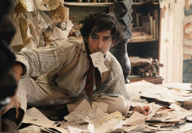THE PERSONAL HISTORY OF DAVID COPPERFIELD Starring Dev Patel