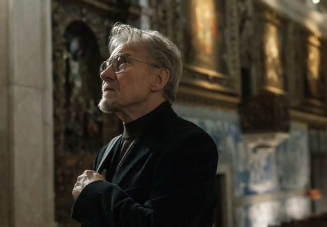 Harvey Keitel stars in Fatima, an uplifting story about the power of faith. Photo Credit: Armanda Claro ©2020 PICTUREHOUSE. ALL RIGHTS RESERVED.