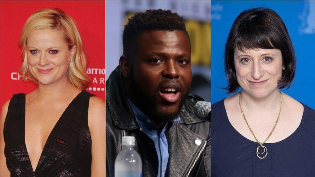 Amy Poehler, Winston Duke, Eliza Hittman