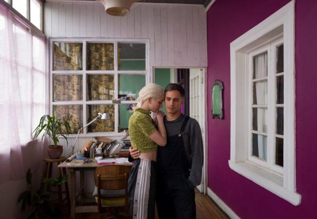 Pablo Larrain's Ema, starring Gael Garcia Bernal and Mariana Di Girolamo
