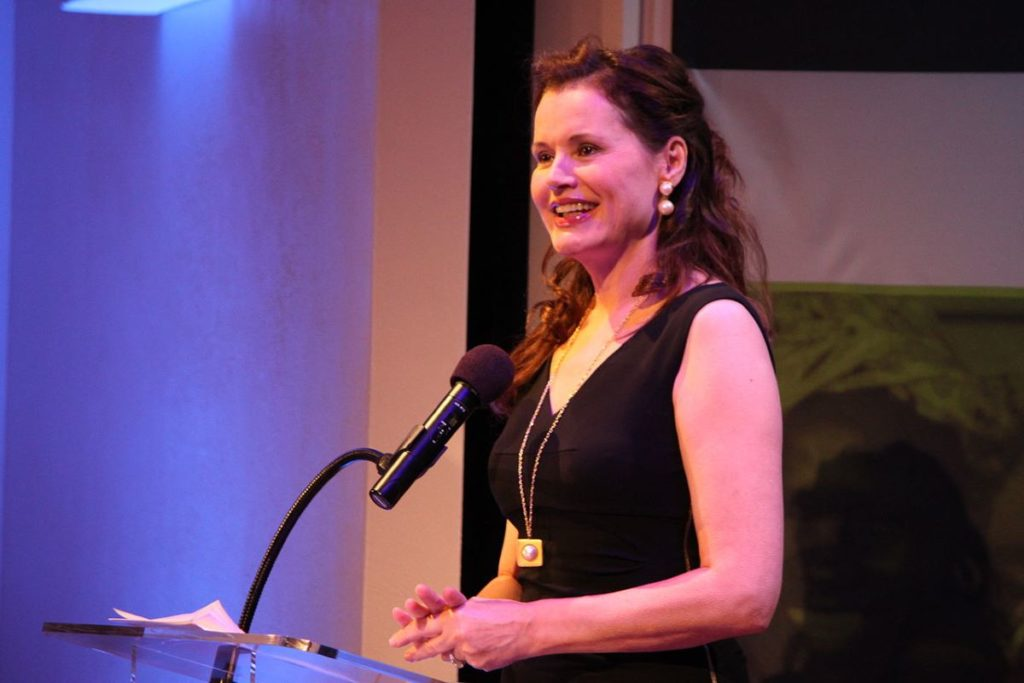 Geena Davis, Co-founder of Bentonville Film Festival