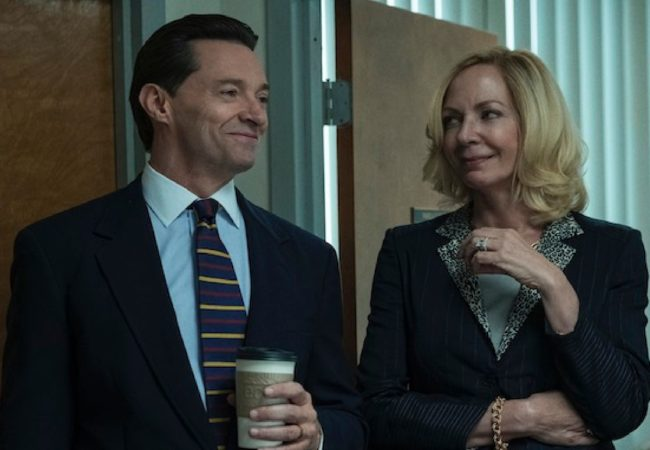 BAD EDUCATION Starring Hugh Jackman and Allison Janney