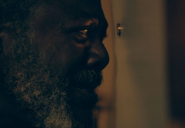 Frankie Faison (Kenneth Chamberlain) in The Killing of Kenneth Chamberlain