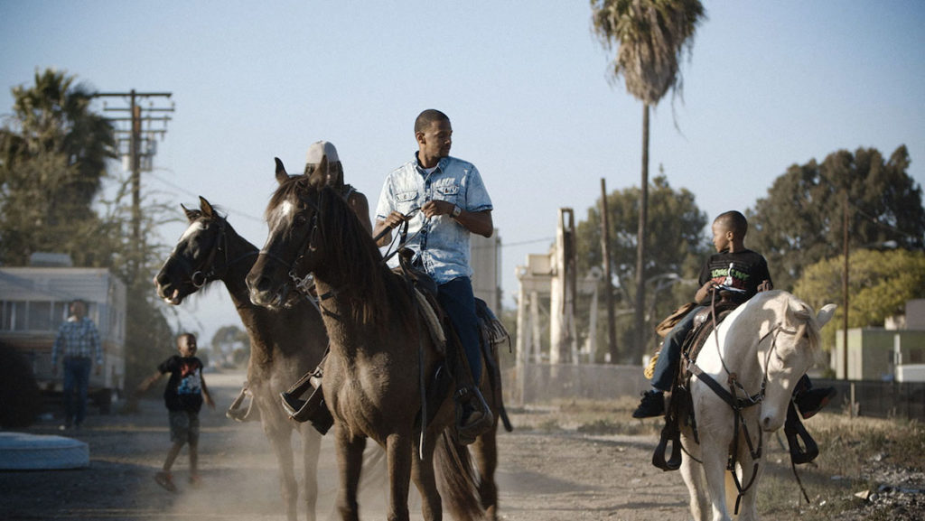FIRE ON THE HILL: THE COWBOYS OF SOUTH CENTRAL L.A.