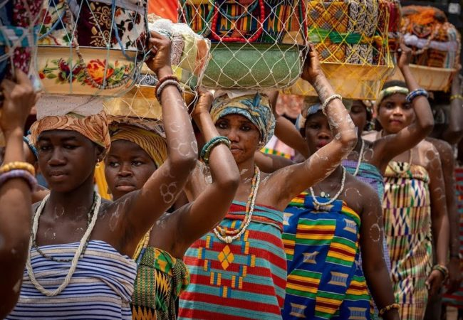 Yam Festival, Ghana by James Dalrymple