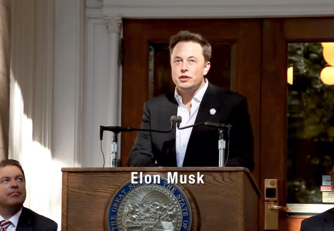 Elon Musk, Tesla. Planet of the Humans Still