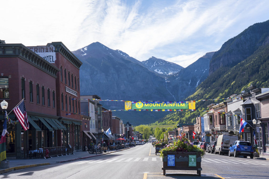 Mountainfilm Festival