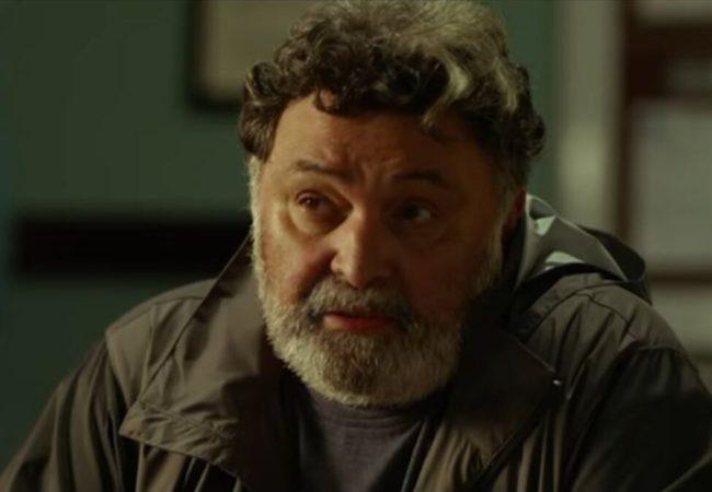 "Rishi Kapoor in ""The Body"""