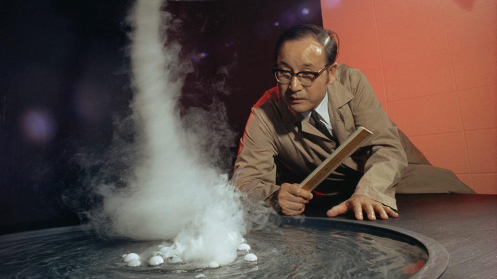Mr Tornado. Pioneering meteorologist Ted Fujita, who transformed our understanding of tornados.