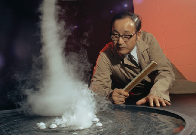 Mr Tornado. Pioneering meteorologist Ted Fujita, who transformed our understanding of tornados.