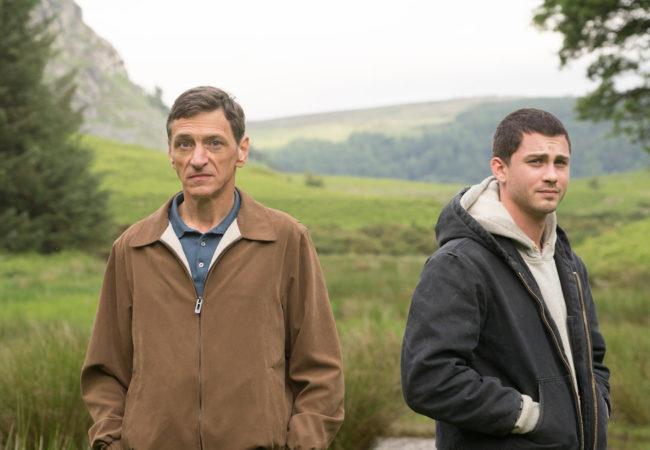 END OF SENTENCE, starring Logan Lerman and John Hawkes