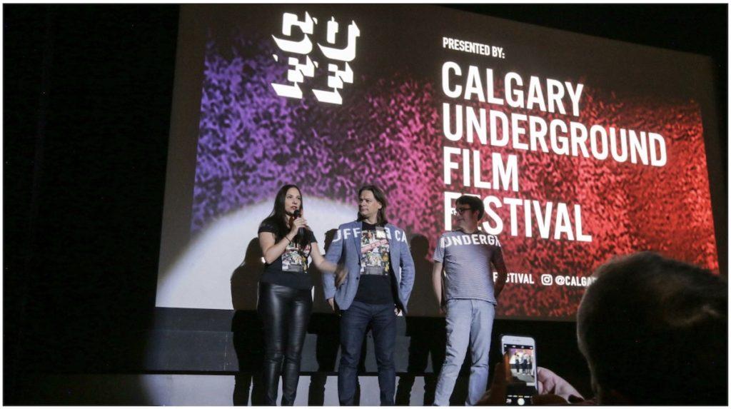 Calgary Underground Film Festival Online 2020