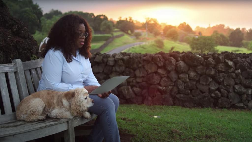 """""""Dear..."""" Apple TV+ Docuseries Featuring Oprah Winfrey"""