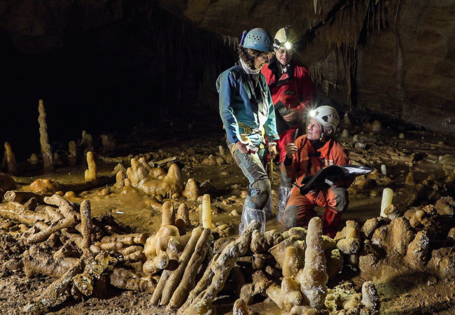 Neandertal: The Mystery of the Bruniquel Cave directed by Luc-Henri Fage