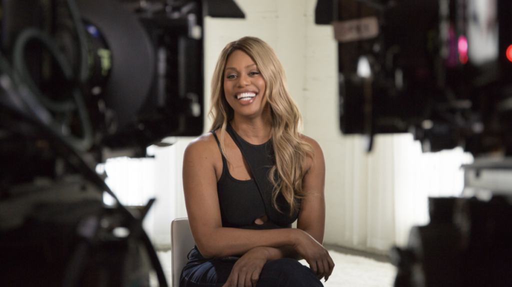 DISCLOSURE, directed by Sam Feder and executive produced by Laverne Cox