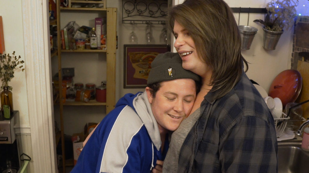 Jack and Yaya snug in documentary Jack & Yaya