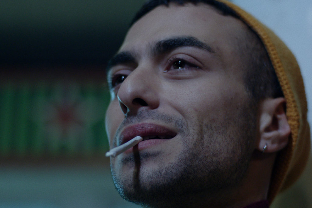 2019 Cannes Film Festival Short Film Palme d'or winner: The Distance Between Us and The Sky by Vasilis Kekatos (Greece).