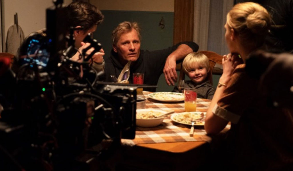 Actor and filmmaker Viggo Mortensen will receive a Donostia Award at San Sebastian Festival, and also present the film Falling, his directorial debut.