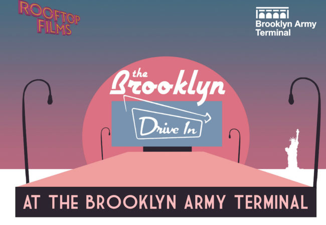 Rooftop Films Presents The Brooklyn Drive-In Opening July 17