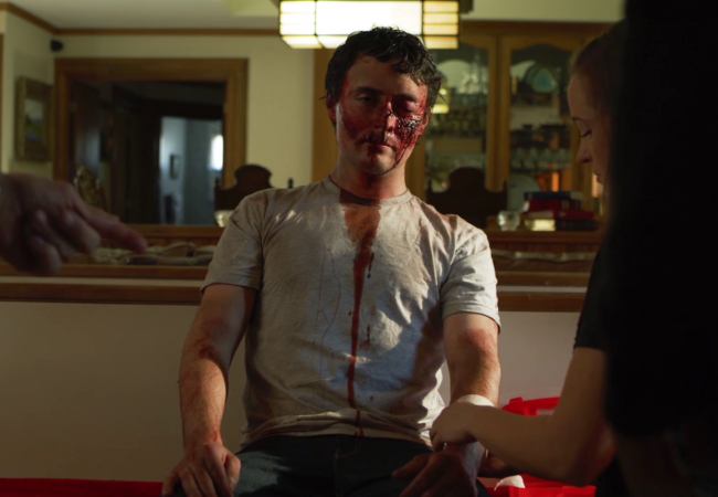 'Nothing but the Blood' Arrives on VOD August 4