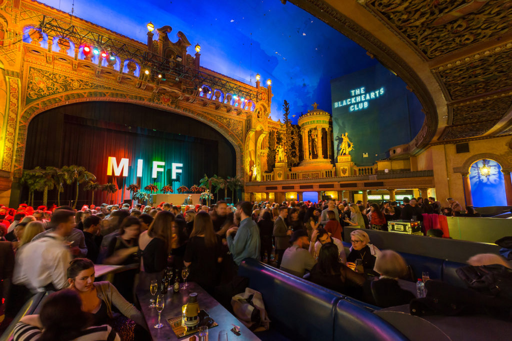 Melbourne International Film Festival MIFF 68 1/2