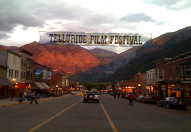 2020 Telluride Film Festival Canceled