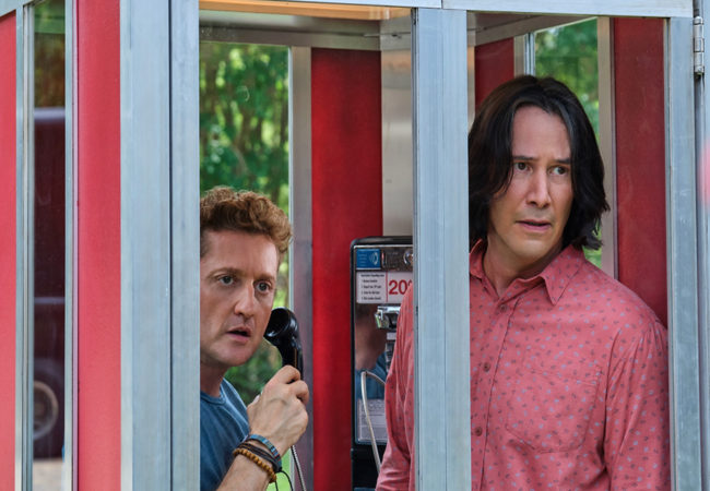 Watch Keanu Reeves in 'Ted & Bill Face the Music' Official Trailer