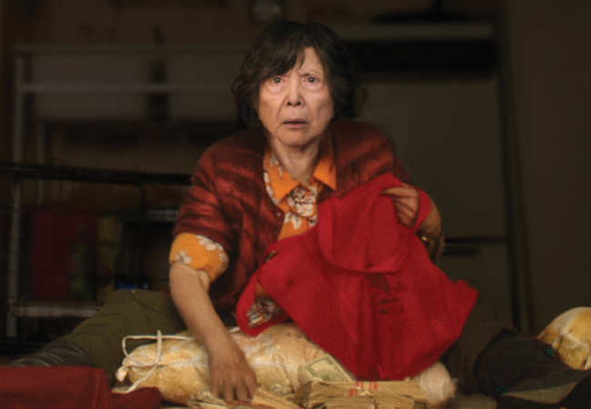 Sasie Sealy's Dark Comedy 'Lucky Grandma' Out August 11
