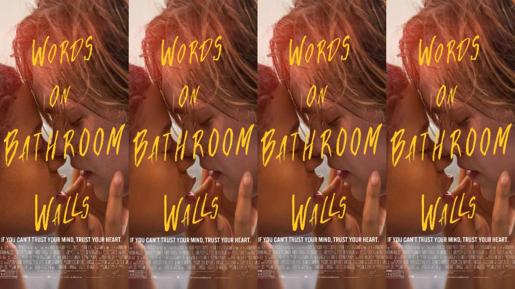 Words On Bathroom Walls by Thor Freudenthal