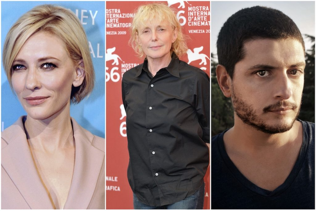 Actress Cate Blanchett, filmmaker Claire Denis and director Claudio Giovannesi to preside over the Juries of the 77th Venice Film Festival